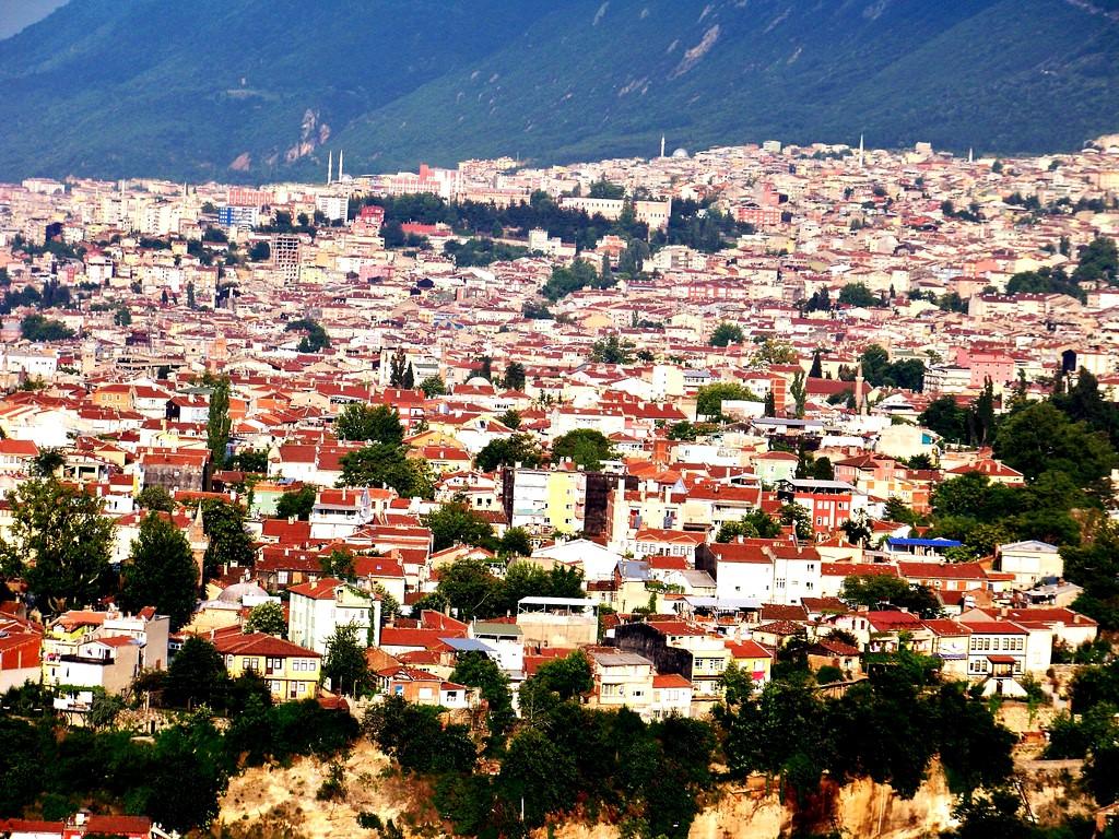 Бурса - Первая столица Османской империи