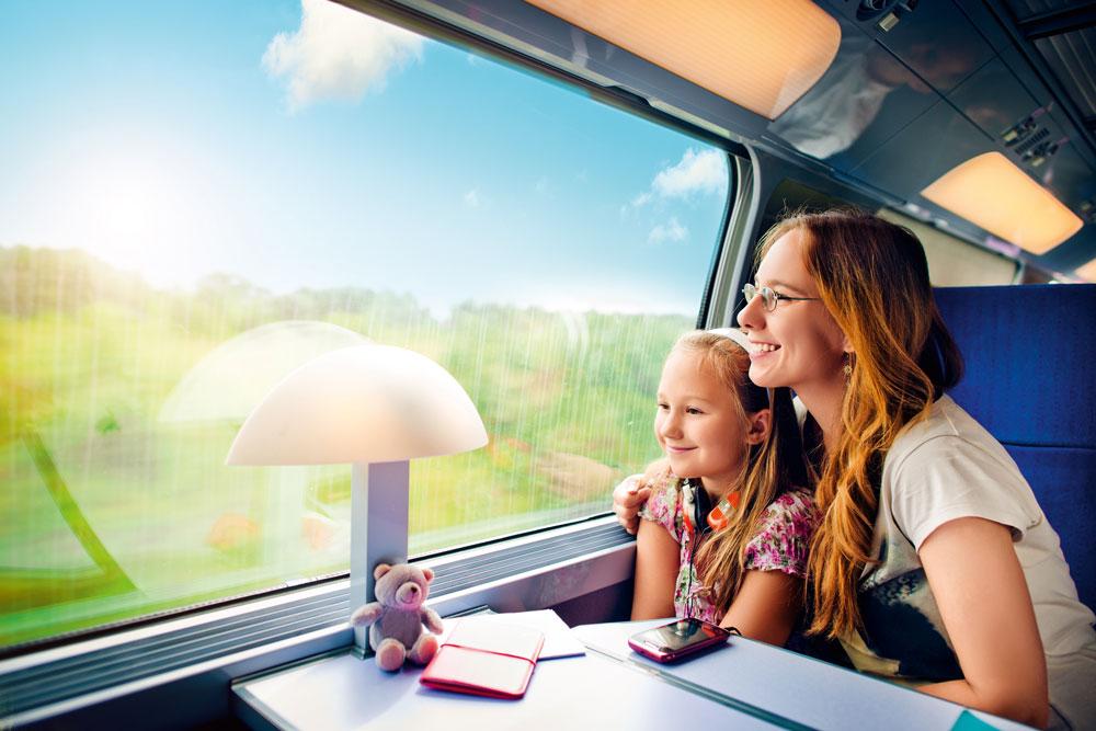 Картинки в поездку на поезде