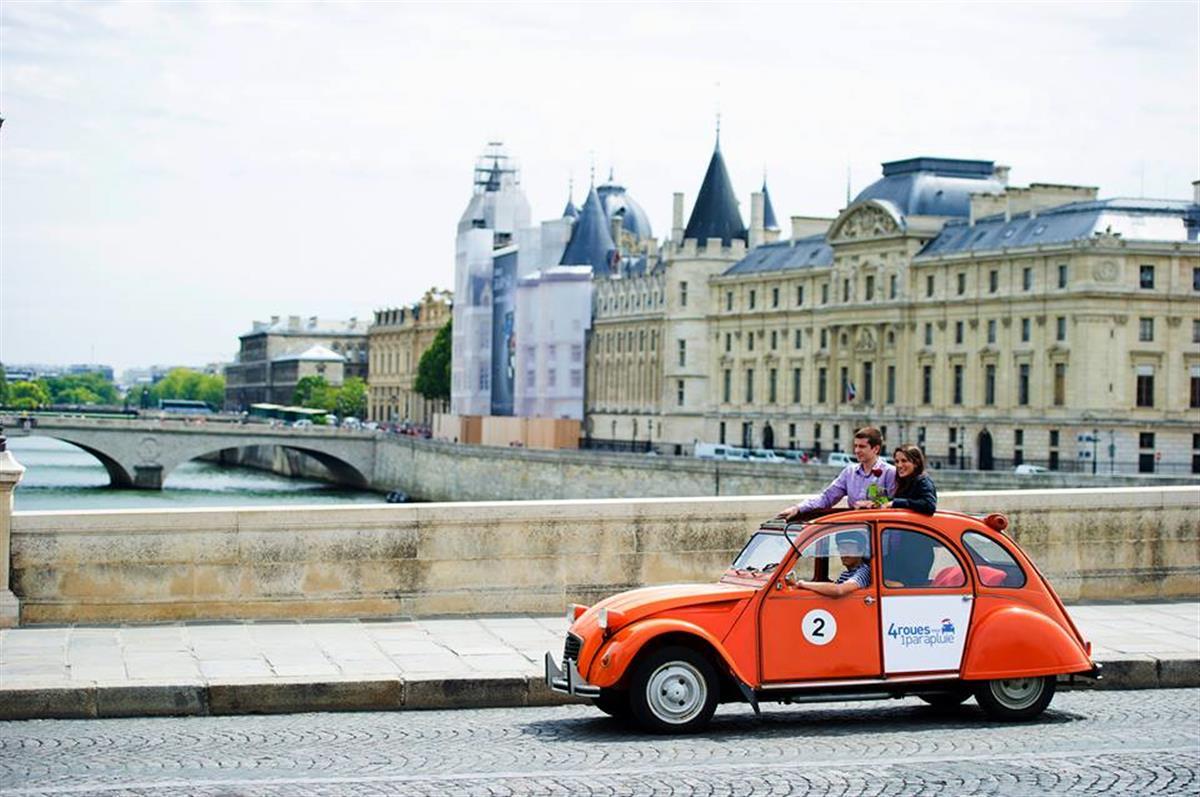 наибольшая аренда машины в париже поделился