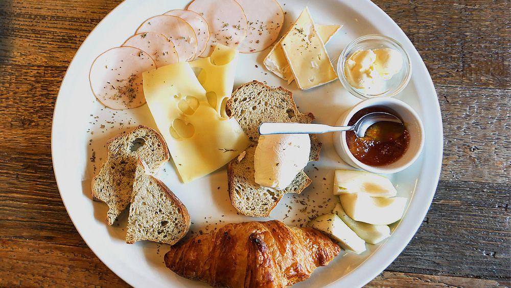 Континентальный завтрак - это... Что такое Континентальный завтрак?