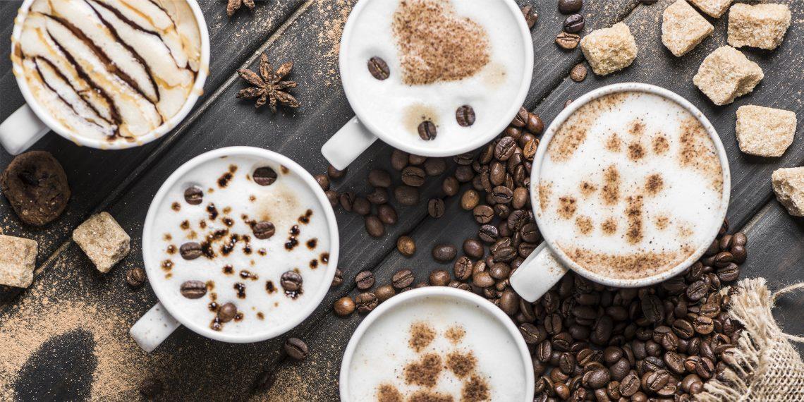 Смешивание разных сортов кофе