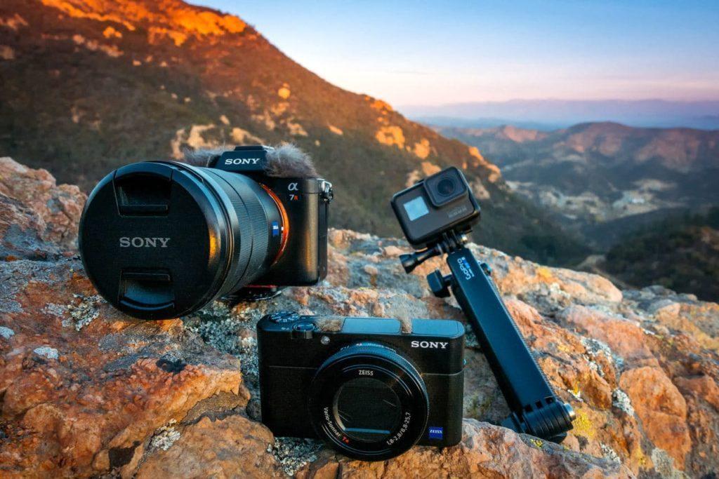 там какими камерами пользуются фотографы по-корейски